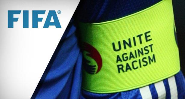 """بسبب العنصرية.. """"فيفا"""" يقر قانونا يُغير نتيجة المباريات المتوقفة"""
