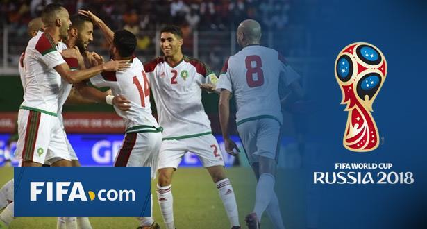الفيفا .. المنتخب المغربي يملك كل الأسلحة للتألق في مونديال روسيا 2018