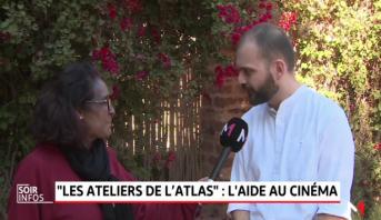 """""""Les ateliers de l'Atlas"""": l'aide au cinéma"""