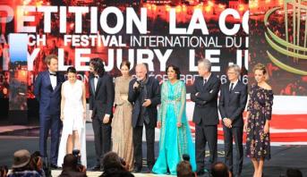 """إسدال الستار عن المهرجان الدولي 16 للفيلم بمراكش بتتويج الفيلم الصيني """"المتبرع"""" بالجائزة الكبرى"""