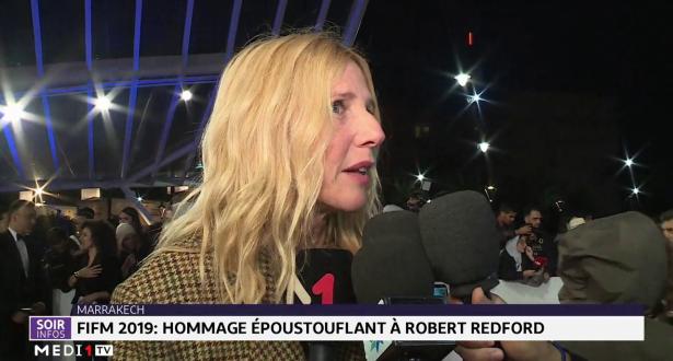 FIFM 2019: Hommage époustouflant à Robert Redford