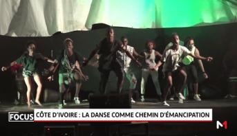 Côte d'Ivoire: la danse comme chemin d'émancipation