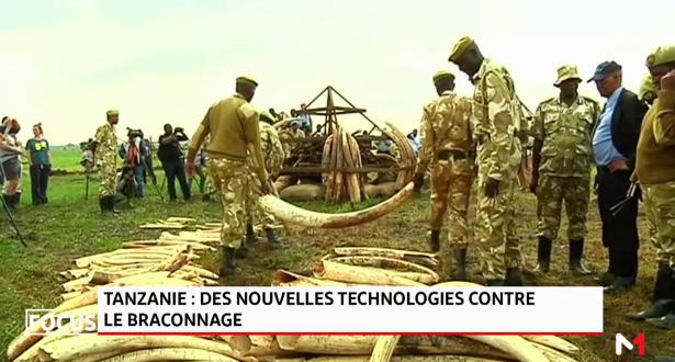 Tanzanie: des nouvelles technologies contre le braconnage
