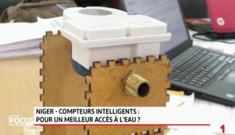 Niger - compteurs intelligents: pour un meilleur accès à l'eau?