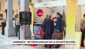 Focus: Marrakech .. 1er Forum Africain sur la sécurité routière