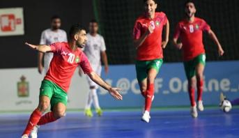 الفوتصال .. المغرب يكتسح مصر ويتربع على عرش إفريقيا