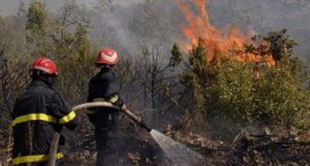 السيطرة على حريق غابوي بالفنيدق