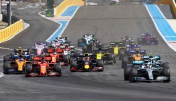 فورمولا واحد .. إلغاء جائزة فرنسا الكبرى من دون جمهور