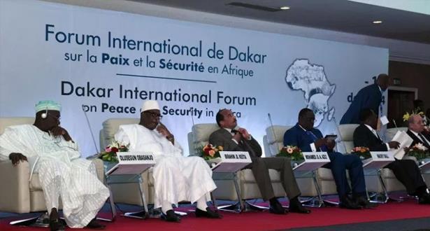 انطلاق أشغال منتدى دكار الدولي حول السلم والأمن بإفريقيا بمشاركة المغرب