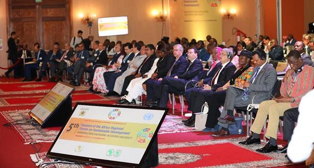 Marrakech: début des travaux du Forum Régional Africain sur le Développement Durable