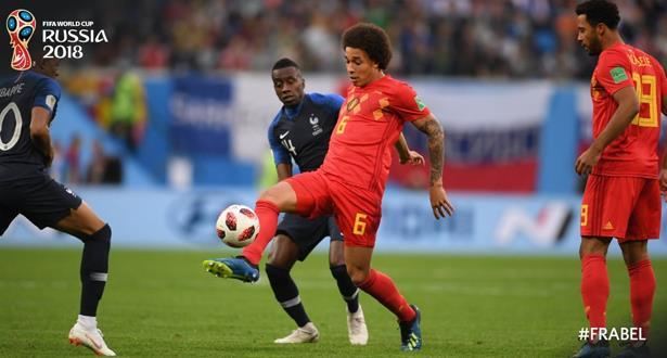 بلجيكا - فرنسا .. شوط أول عنوانه الفرص الضائعة