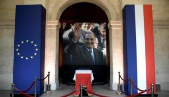 حداد وطني وجنازة رسمية لشيراك في فرنسا بمشاركة حشد من القادة الأجانب