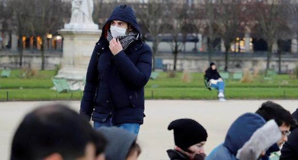 فرنسا .. منحى وباء فيروس كورونا يواصل انحداره