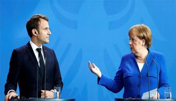 خطة فرنسية - ألمانية لإصلاح الاتحاد الأوروبي