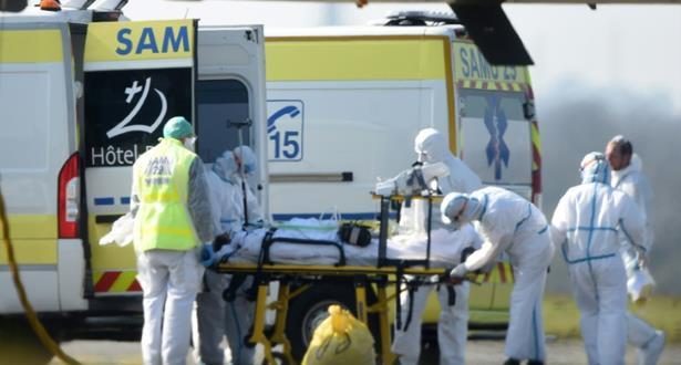 Coronavirus/France: 36 nouveaux décès à l'hôpital en 24h