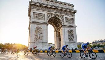 موعد جديد لطواف فرنسا للدراجات