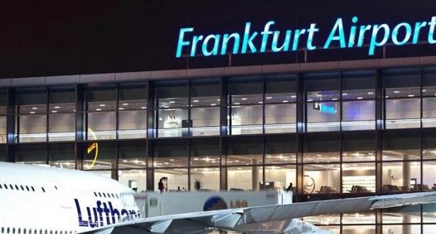 ألمانيا .. تشديد تدابير مواجهة تفشي كورونا بمطار فرانكفورت