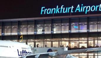 إلغاء رحلات من مطار فرانكفورت بسبب خلل معلوماتي