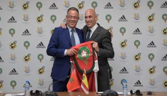 """روبياليس ينوه بمستوى """"الأسود"""" في المونديال ويعتبر أن المغرب من رواد كرة القدم الافريقية"""