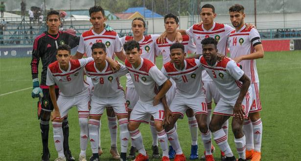 CAN U17 Tanzanie-2019: le Maroc s'incline face au Cameroun