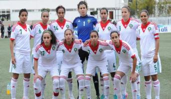 المنتخب الوطني لكرة القدم النسوية .. لائحة المدرب بنشريفة