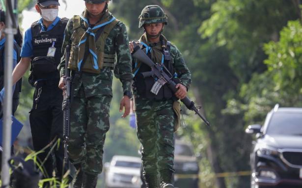 Thaïlande: au moins douze morts et plusieurs blessés dans une fusillade