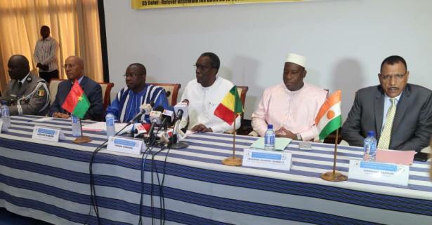 G5 Sahel: les pays membres se serrent les coudes contre le terrorisme