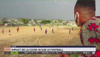 Gabon: impact du Covid-19 sur le football