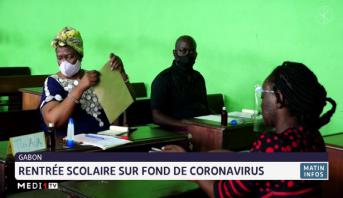 Gabon: rentrée scolaire sur fond de coronavirus