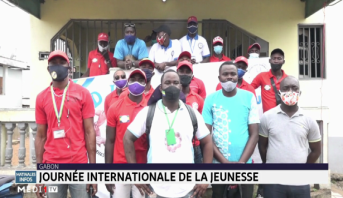 Gabon: journée internationale de la jeunesse