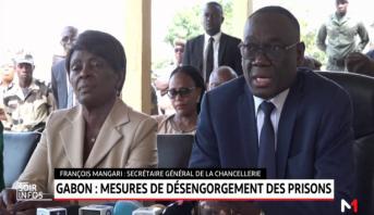 Gabon:mesures de désengorgement des prisons