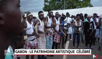 Gabon: le patrimoine artistique célébré