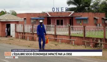 Gabon: l'équilibre socio-économique impacté par la crise