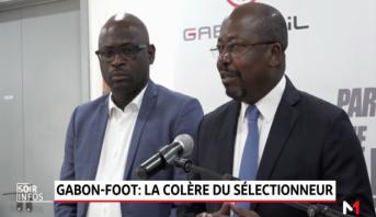 Football: le sélectionneur du Gabon privé de salaire depuis plusieurs mois
