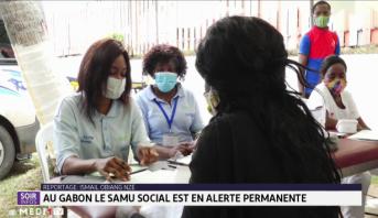Gabon: le samu social  en alerte permanente