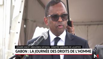 Gabon: la journée des droits de l'Homme