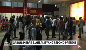 Gabon: Aubameyang est de retour