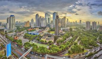 إندونيسيا تعتزم اختيار عاصمة جديدة عوض جاكرتا