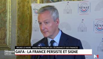 Gafa: La France fait fi des menaces américaines