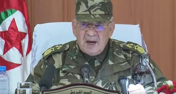 رئيس الأركان الجزائري يرفض تشكيل حكومة انتقالية