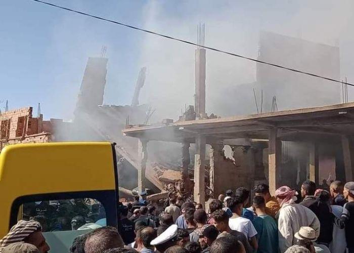 Explosion de gaz en Algérie: le bilan s'élève à six morts