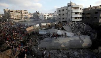 الاتفاق على وقف إطلاق النار بغزة