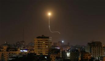 Palestine: l'aviation israélienne effectue plusieurs frappes à Gaza