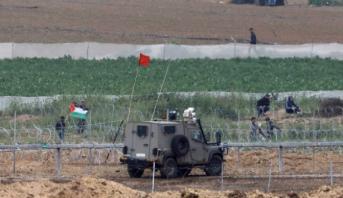 Gaza : trois Palestiniens tués par des soldats israéliens à la frontière