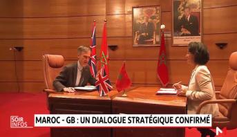 Maroc-GB: un dialogue stratégique confirmé