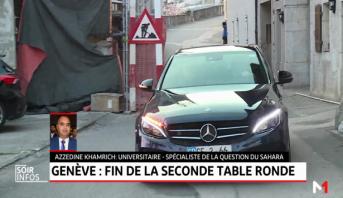 Genève: fin de la seconde table ronde