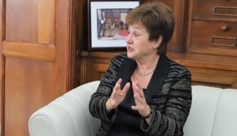 جورجييفا تشيد بجهود المغرب في مجال مكافحة الفساد
