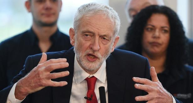 """حزب العمّال البريطاني يطالب بانتخابات برلمانية جديدة """"للخروج من أزمة"""" بريكست"""