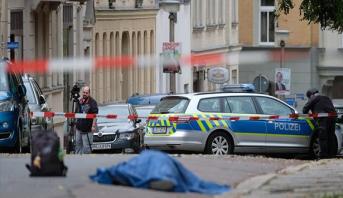 """منفذ هجوم هاله في ألمانيا نشر """"بيانا"""" قبل تنفيذ العملية"""