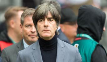 جلسة مصيرية للحسم في مصير مدرب المنتخب الألماني